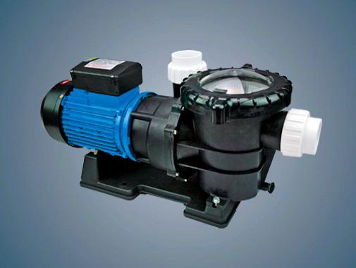 小型水泵结构原理图