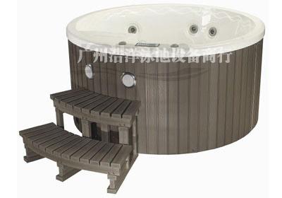 SPA水疗按摩浴池(YD-24)